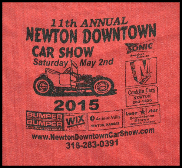 2015 CAR SHOW SHOP RAG