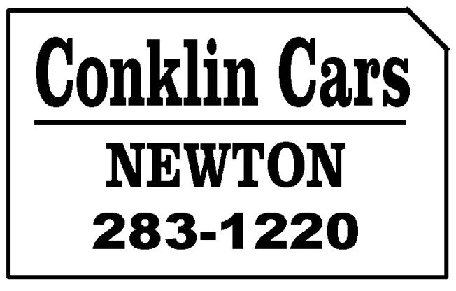 CONKLIN CARS