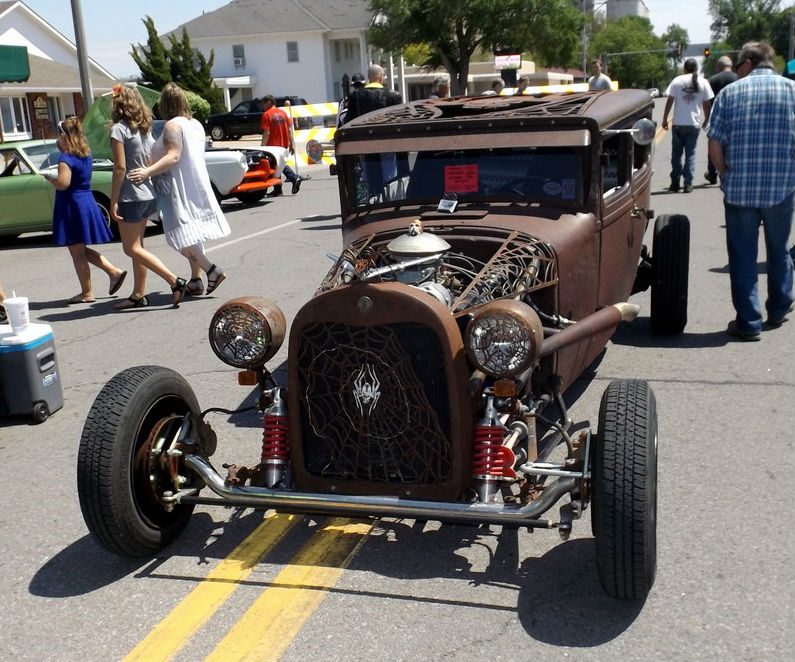 COOL RAT ROD